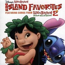 FREE US SHIP. on ANY 3+ CDs! NEW CD : Lilo & Stitch 2: Island Favorites