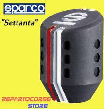 Pomello Leva Cambio a siringa SPARCO SETTANTA R Nero Black - Tuning