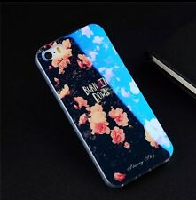 "BLU-RAY SOFT NEW ARRIVAL SILICON CASE IPHONE 6 / 6s 4.7"" PHONE COVER MIRROR UK"