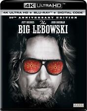 Big Lebowski 20th Anniversary Edition 4K Ultra HD + Blu-ray + Digital  BRAND NEW