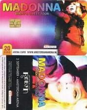 Arenakaart A101-01 20 euro: Madonna