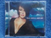 TINA ARENA JUST ME  C.D.NEW