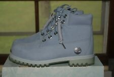Youth Kids Timberland 6 inch Boot Boots Blue Juniors Sz 7