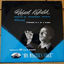 ALP 1075 Dvorak Symphony No. 2 / Rafael Kubelik / Philharmonia R/G