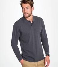 SOL'S Perfect Long Sleeve Piqué Polo Shirt