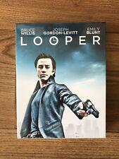 LOOPER F.A.C FILMARENA LIMITED EDITION BLURAY STEELBOOK