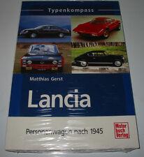 Bildband Typen Kompass Lancia Flavia Beta 2000 Stratos Gamma Thema Delta Dedra!
