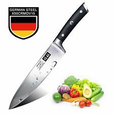 "SHAN ZU 8"" Damascus Pro Chef Knife Series High Carbon German Steel Ergonomic 8in"