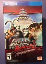 One Piece Burning Blood [ Marineford Edition / Collector's Package ] (PS4) NEW