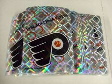 Lot of (100) Philadelphia Flyers NHL Hockey Foil Logo Stickers
