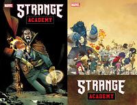Marvel Comics 2020 Strange Academy #7 Main + Alphona Variant NM 01-20-21