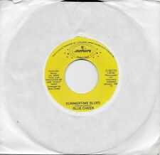 BLUE CHEER Summertime Blues / BLUES MAGOOS We Ain't Got Nothin' Yet 45