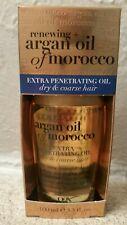 OGX Renewing Morocco Extra Penetrating Argan Oil for dry & coarse hair,3.3 fl.oz