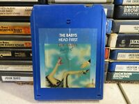 THE BABYS Head First (8-Track Tape)