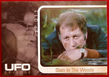 UFO - Individual Base Card - Cards Inc #052 - Square Triangle - Slain In Woods