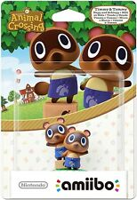 Timmy and Tommy amiibo Animal Crossing Collection Nintendo Wii U/3DS