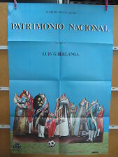 A3027 PATRIMONIO NACIONAL DE LUIS BERLANGA