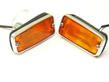 For Toyota Land Cruiser FJ40 FJ45 Side Turn Signal Marker Lights Lamp OEM