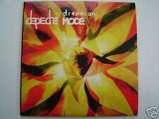 DEPECHE MODE DREAM ON FRANCE CD SINGLE + EASY TIGER