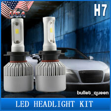 H7 6000K LED Headlight Kit High or Low Beam Bulb for Volvo XC90 XC70 V70 S80 S60
