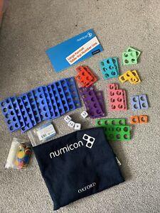 Numicon Maths bag