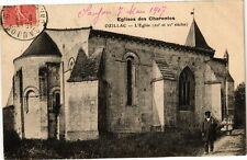 CPA  Eglises des Charentes - Ozillac - L'Eglise (XII et XV siécles)   (242094)