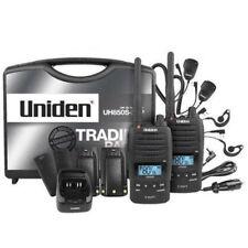 Uniden UHF Hand Held 5 Watt Kit - 850 Series
