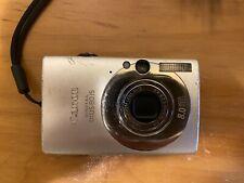 Canon Digital Camera iXUS 801S