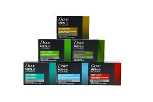 Dove Men + Care Bar Soap Choose Scent 4 oz ( Pick From 2 / 12 / 15 / 36 Bars)