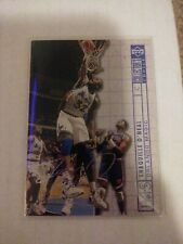 1994 Upper Deck Collectors Choice Shaquille O'neal Card # 390