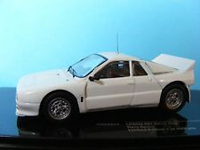 Lancia  037 Rally Evo in Bianco  by IXO  in 1:43rd. Scale