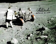 New ListingApollo 16 Moonwalker Charlie Duke Autographed Lunar Eva Photograph! Mint!