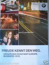 Bmw navegación DVD 1 Road Map Europa occidental Business 2012 1er, 3er, 5er, 6er,