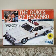 MPC Dukes of Hazzard Rosco's Patrol Car Model Kit 1-0663 Golden Opportunity Kit