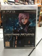Lightning Returns Final Fantasy XIII Ita PS3 NUOVO