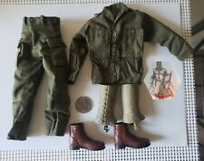 Dragon 1/6 Scale WWII US Army Uniform with Boots and Gaiters