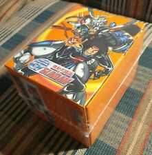 Mobile Fighter G Gundam Ultra Edition Bluray box set anime series collectors NEW