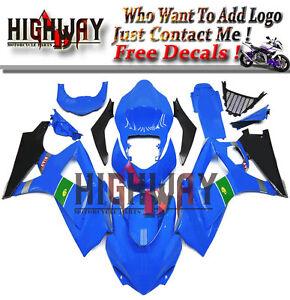 ABS Fairing Motorcycle Bodywork Kits Set for Suzuki GSXR1000 07 08
