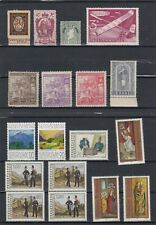 timbres neufs **