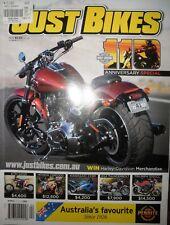 Just Bikes 2013 Harley Davidson 110th Ann VROD Street Glide Softail Sportster