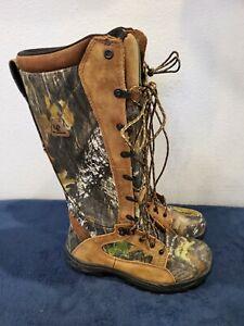 Rocky ProLight Hunting Waterproof Snake Boot - Unisex Men's 7 / Women's 8.5-9