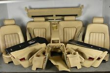 Jaguar XJ6 XJ12 XJ40 MAGNOLIA AEM LEATHER DAIMLER INTERIOR SEATS MK2 TRIM WOOD