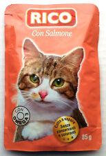 144 x 85g Katzenfutter mit Lachs im Pouchbeutel *1,76 € pro kg*