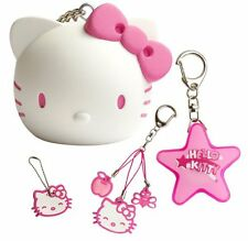 HELLO KITTY GIFT SET HANDBAG CHARM, TORCH, COIN KEEPER, KEY COVER