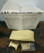 ADV Sherman Firefly Turret Conversion Kit 1:35 Unused Unpainted WWII