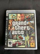 Grand Theft Auto GTA IV 4  - Jeu PS3 Complet