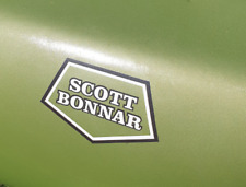 Scott Bonnar Decals