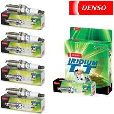 4 Denso Iridium TT Spark Plugs for LAND ROVER RANGE ROVER EVOQUE 2013-2016 L4-2.