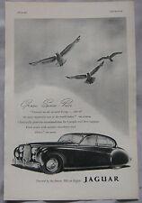 1952 Jaguar Original advert No.2
