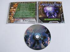ANGUISH Symmetry CD 2002 VERY RARE OOP PROG ORIGINAL 1st PRESSING MASSACRE!!!